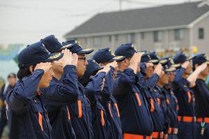 平成23年新入団員訓練
