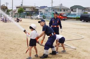 放水訓練1