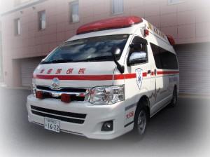 ハイスペック緊急車両