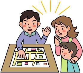地震(家族会議2)