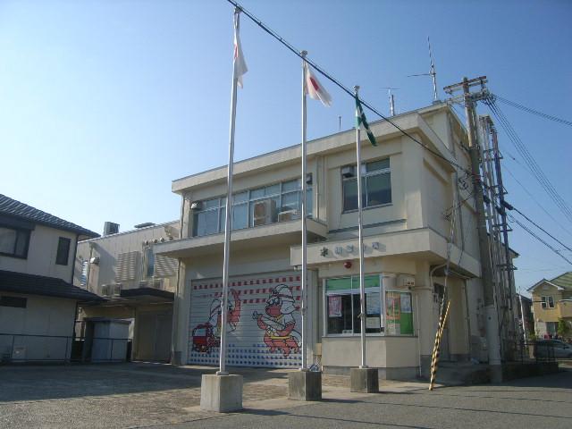 朝霧分署庁舎